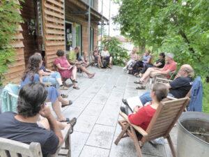Gründungsversammlung des Vereins Klima-Initiative Schwielowsee.