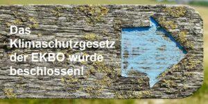 Vortrag: Das Klimagesetz der Ev. Kirche Berlin-Brandenburg. @ Per Livestream und mit interaktivem Chat